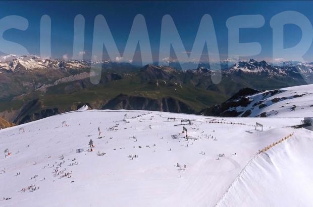 Tignes y Les 2 Alpes estrenan el esquí de verano este sábado 22 de junio