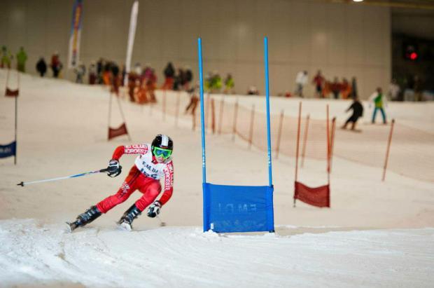 """El """"día del esquiador"""", un éxito de Madrid Snowzone"""
