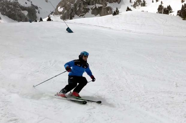 ¿Quieres ver cómo está la nieve en Masella? mejor un vídeo que mil palabras