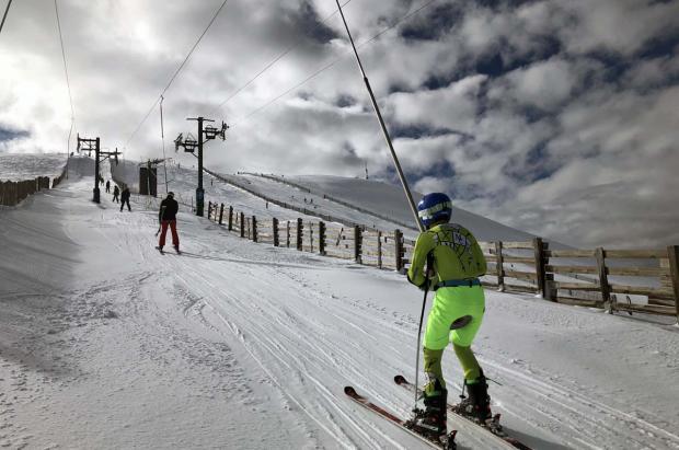 ¿La capital del Esquí de competición en noviembre? Masella