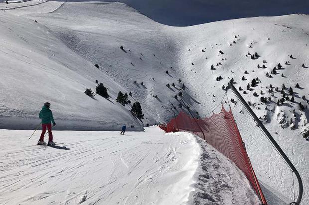 Balance Masella Semana Santa 2018: más de 45.000 esquiadores en pistas
