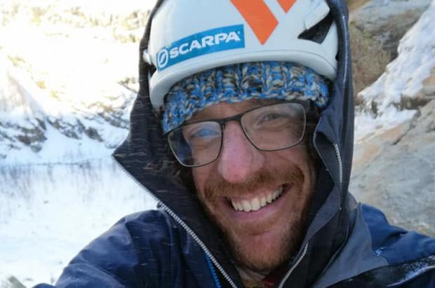 Fallece el conocido alpinista italiano Matteo Bernasconi en una avalancha