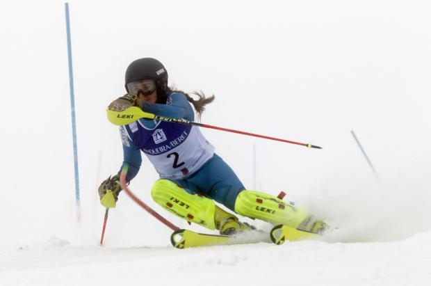 Se celebra un emotivo I Trofeo FIS Blanca Fernández Ochoa en Baqueira Beret