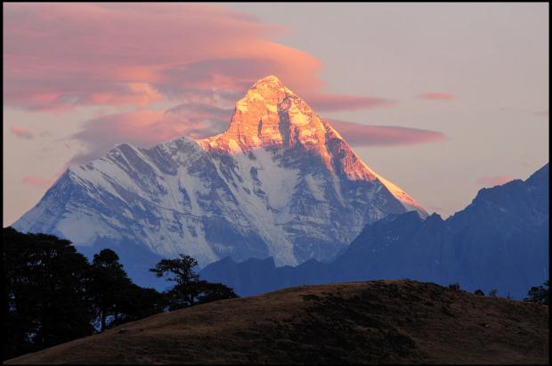 Los 8 desaparecidos en mayo en el Himalaya intentaban un pico nunca escalado y sin nombre