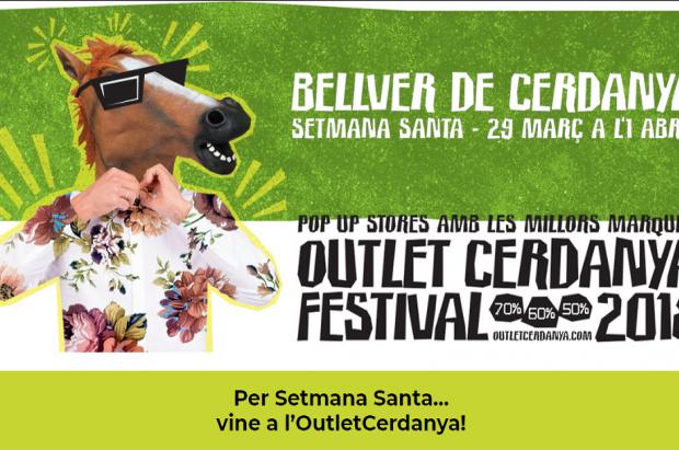 Vuelve el Outlet Cerdanya Semana Santa 2018