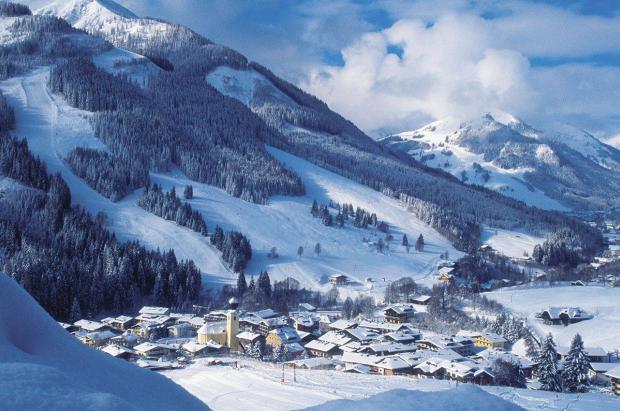 Nace la mayor área esquiable de Austria con más de 400 km y unida por remontes y autobuses