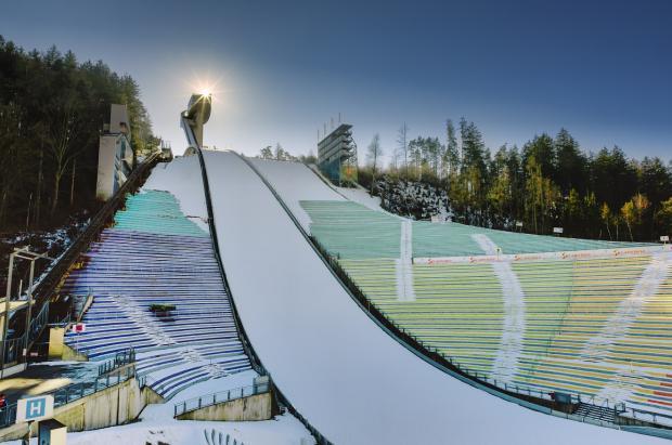 Los saltos de esquí, protagonistas en Año Nuevo con el Torneo de los Cuatro Trampolines