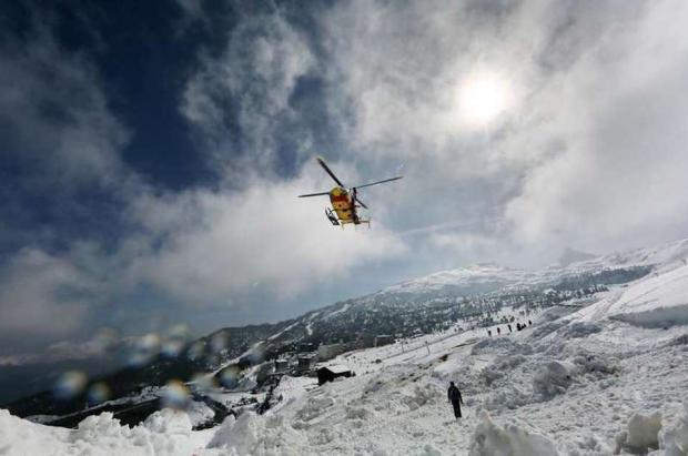 Un joven muere en el Pirineo francés tras saltarse el confinamiento
