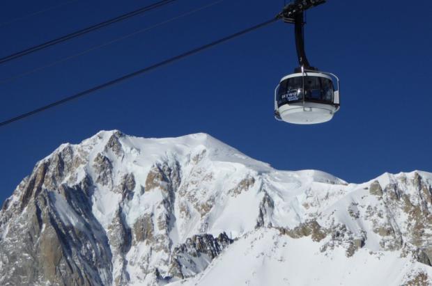 Plan de acción social y ambiental para preservar el glaciar del Mont Blanc