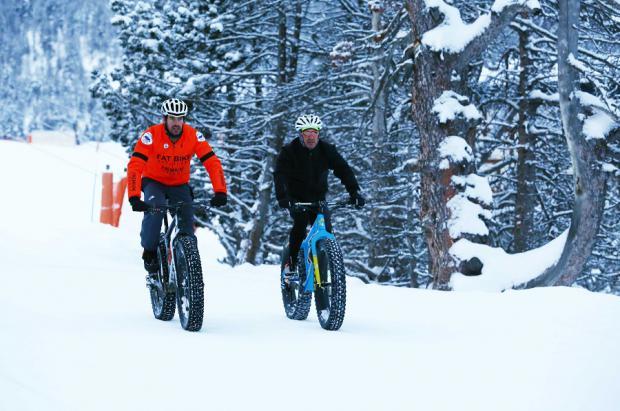 Grandvalira acoge este fin de setmana la primera edición del Snowbike