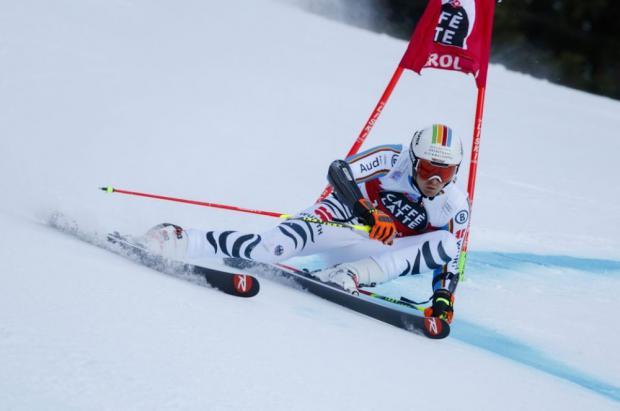 El esquiador Stefan Luitz saldrá hoy en Val d'Isère pendiente de ser descalificado por inhalar oxígeno