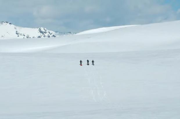 Nueva película de snowboard con Bryan Iguchi, Jeremy Jones y Travis Rice en el Teton