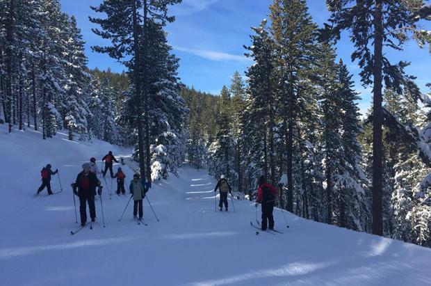 Las estaciones de esquí nórdico del Pirineo catalán presentan sus novedades