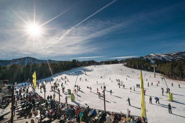 Vallnord despide el Puente con cifras récord de más de 29.000 esquiadores