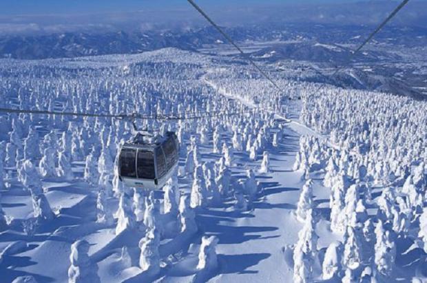 Algunos consejos para esquiar en Japón y no morir en el intento