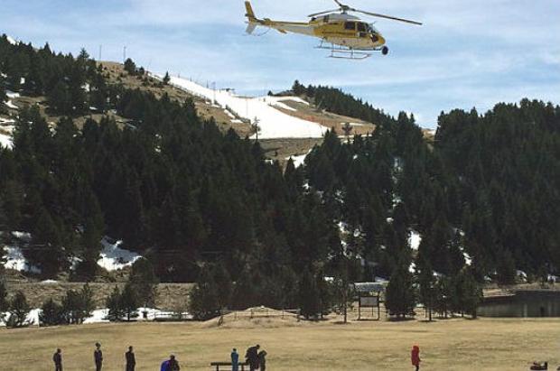 Muere un excursionista de 51 años en el Puigmal