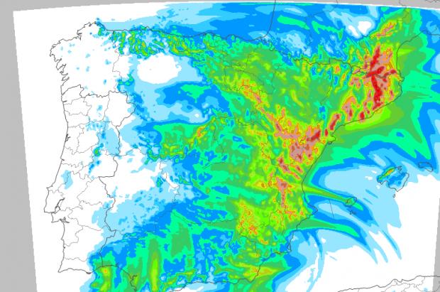 Especial Nevadas: La borrasca Gloria lo da todo en el este del Pirineo y en la Ibérica