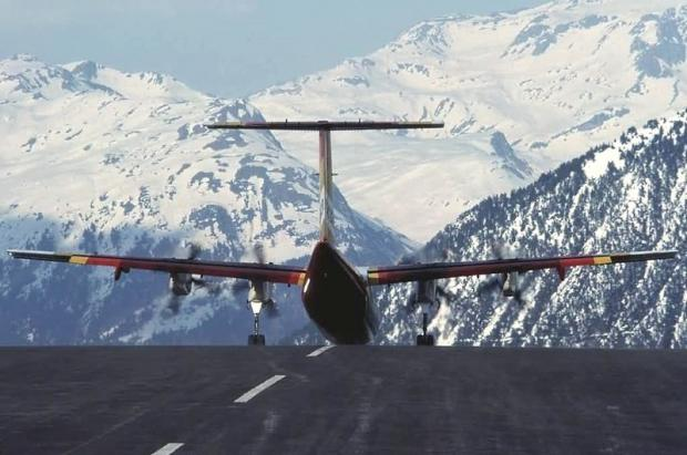 El aeropuerto que propone la Cámara de Comercio andorrana se situaría en Grau Roig