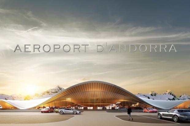 Decisión final: Descartado el aeropuerto nacional de Andorra en Grau Roig