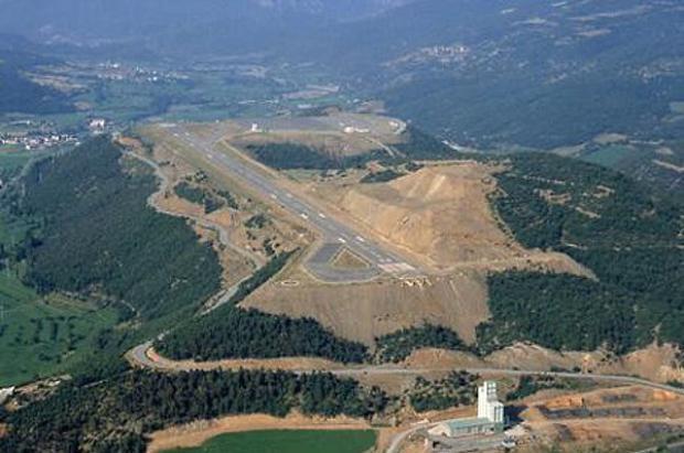 El 'deseado' sistema de aterrizajes con GPS llegaría en un año al aeropuerto Andorra-La Seu