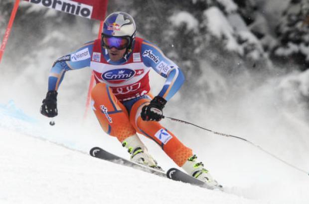 Aksel Lund Svindal gana en Bormio por delante de Hannes Reichelt