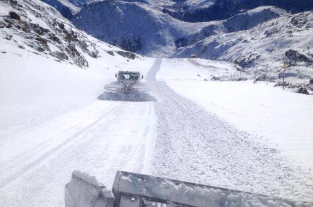 Alpe d'Huez anuncia su apertura anticipada para este sábado 16 de noviembre
