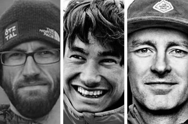 Hallados los cuerpos de 3 de los mejores alpinistas del mundo desaparecidos en un alud en Canadá