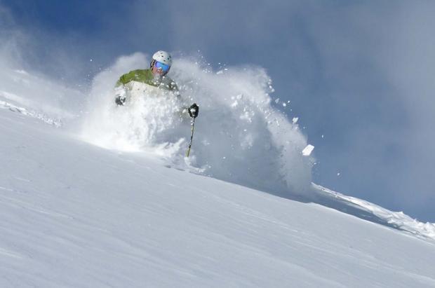 El snowboard seguirá prohibido en alta Ski Area