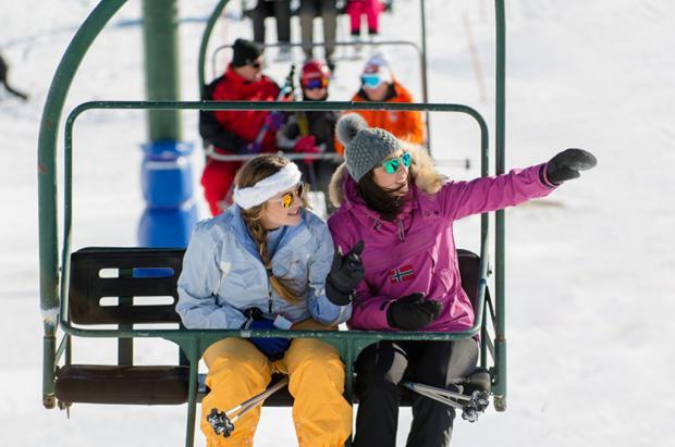 El esquí no se acaba de momento y hasta nueva orden en Alto Campoo y San Isidro