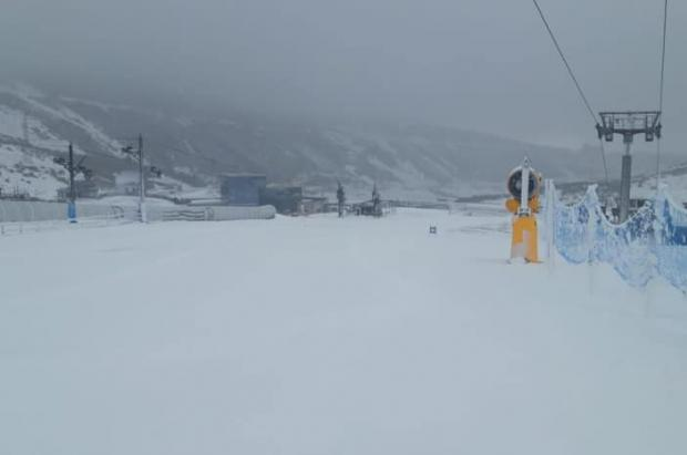 Alto Campoo abre a partir del último día del año sólo para esquiadores con forfait de temporada
