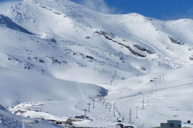 I trofeo Coca Cola/ III Trofeo Cordillera Cantábrica de esquí alpino