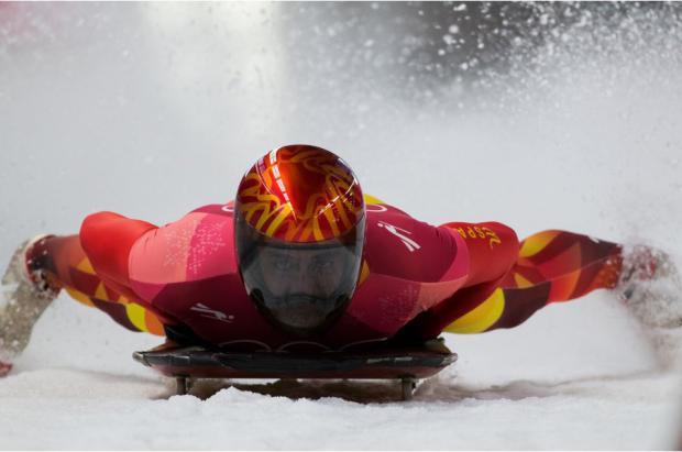 Ander Mirambell, quinto en Salt Lake City, regresa a Barcelona para recuperar su espalda