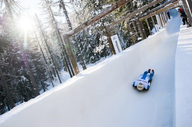 Ander Mirambell se queda a las puertas del top 20 pese a rozar los 137 km/h en Saint Moritz