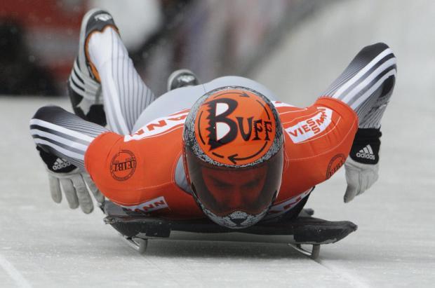 El piloto de skeleton Ander Mirambell debuta hoy en la Copa América de Calgary