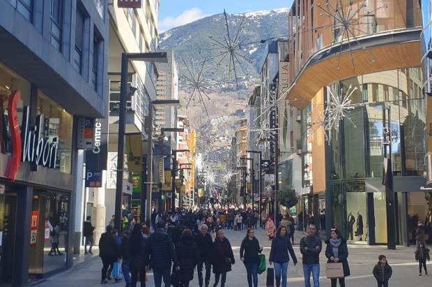 Andorra: La ocupación hotelera se dispara en agosto y registra la mejor semana