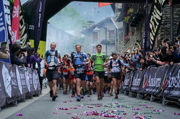 El coronavirus obliga a anular la 12ª edición del Andorra Ultra Trail Vallnord