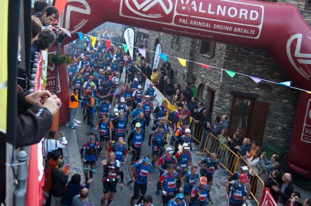 El Andorra Ultra Trail Vallnord tendrá una participación de más de 2.000 atletas