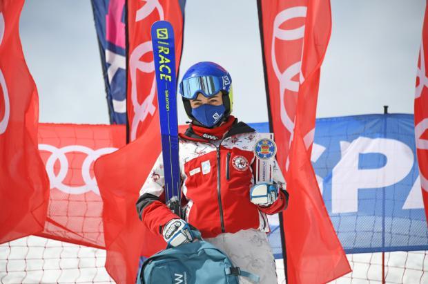 El CANMC gana en Sierra Nevada la Copa España Audi CIT de esquí alpino
