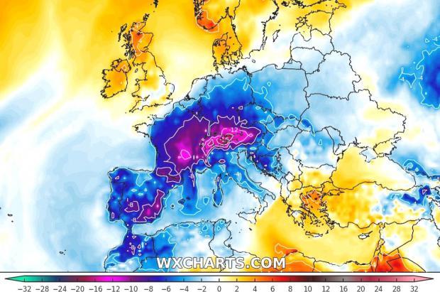 Meteo Alerta: Llega la última gran nevada del invierno ¿Cuánto y dónde nevará?