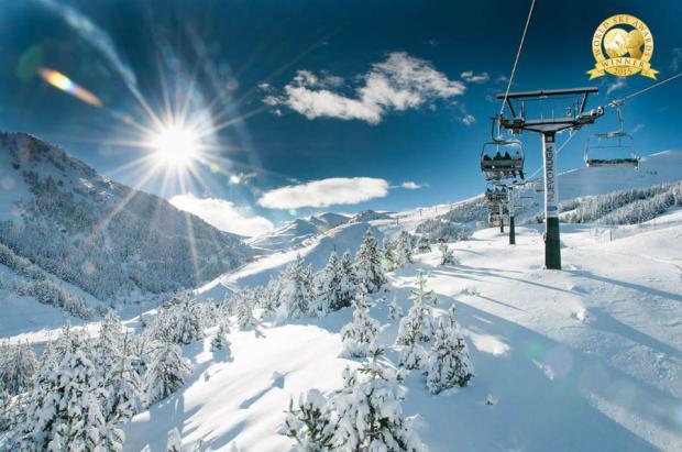 Aramón Cerler, revalida como mejor estación de esquí de España en la Gala de los World Ski Awards