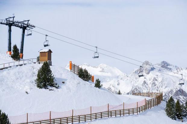 Cerler, Candanchú y Panticosa avanzan el inicio de la temporada de esquí al sábado 23 de noviembre