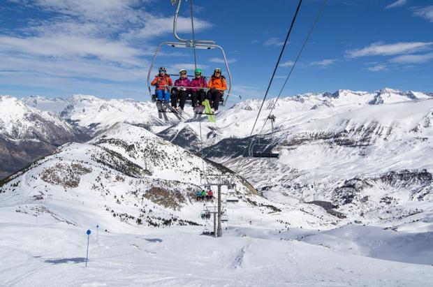 El Pirineo de Huesca estima que los ingresos bajarán 22,5 millones de euros por el COVID-19