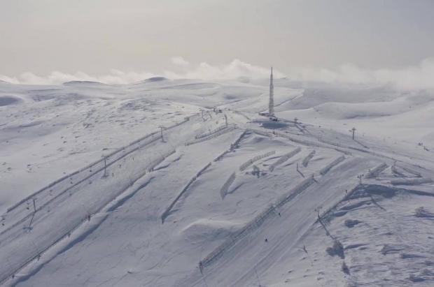 Adjudicados 2,5 millones para mejorar el acceso norte a la estación de esquí de Javalambre