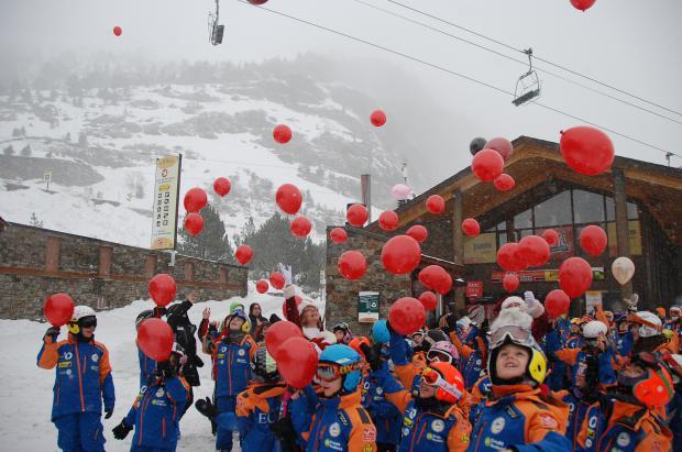 Más de 40.000 esquiadores eligen Vallnord para cerrar el año