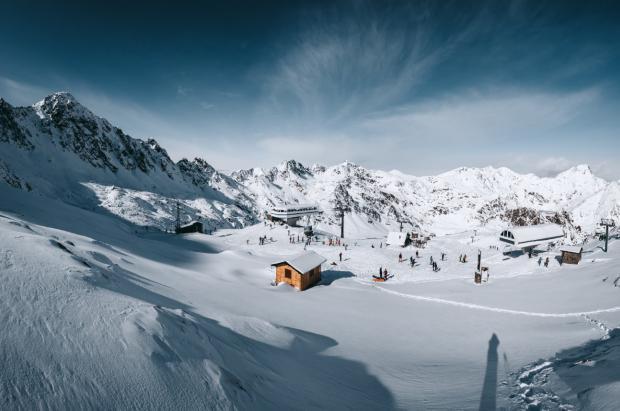 3.500 esquiadores disfrutan del primer fin de semana de la temporada en Ordino Arcalís