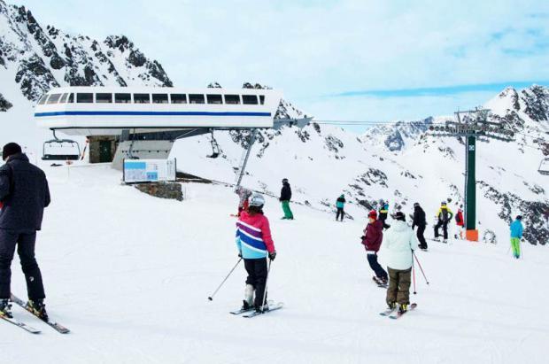 La empresa Mountain Peak Developments negociará con los inversores de Arcalís