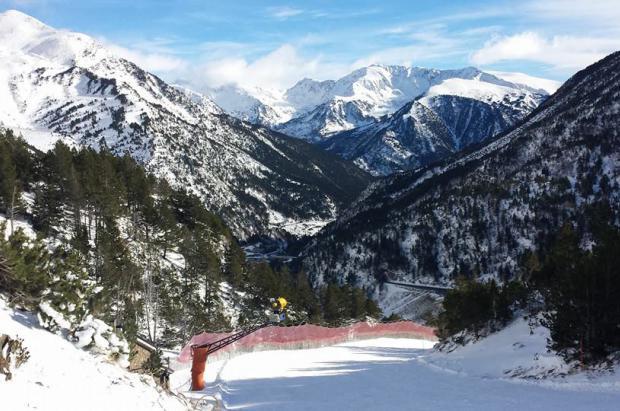 Vallnord abre el viernes Arinsal y Pal y amplia pistas abiertas en Arcalís