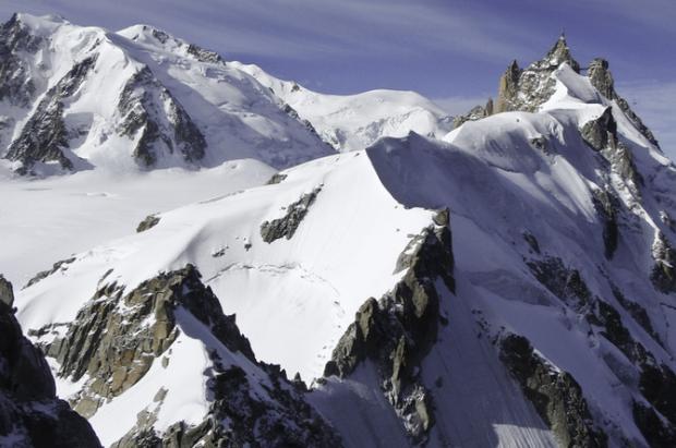 Mueren 3 personas del grupo de socorro en la Aiguille du Midi (Chamonix)