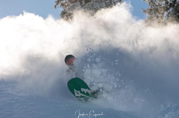 Las estaciones de esquí de EE.UU. acumulan ya 2 metros de nieve y aún no ha llegado el invierno