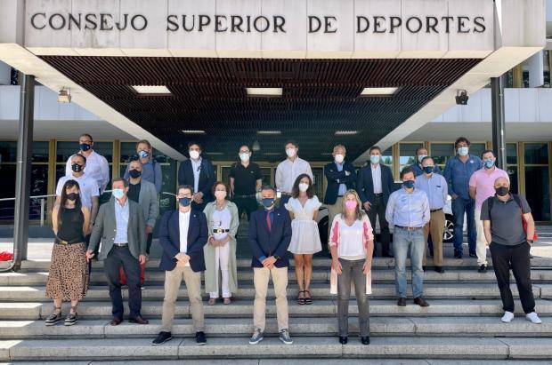 La Asamblea General RFEDI 2021 aprueba la gestión deportiva y económica
